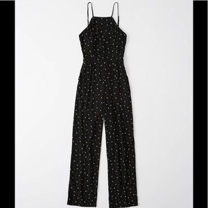 Abercrombie & Fitch High Neck Jumpsuit
